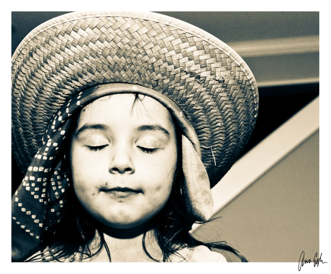 Child in Sombrero_1