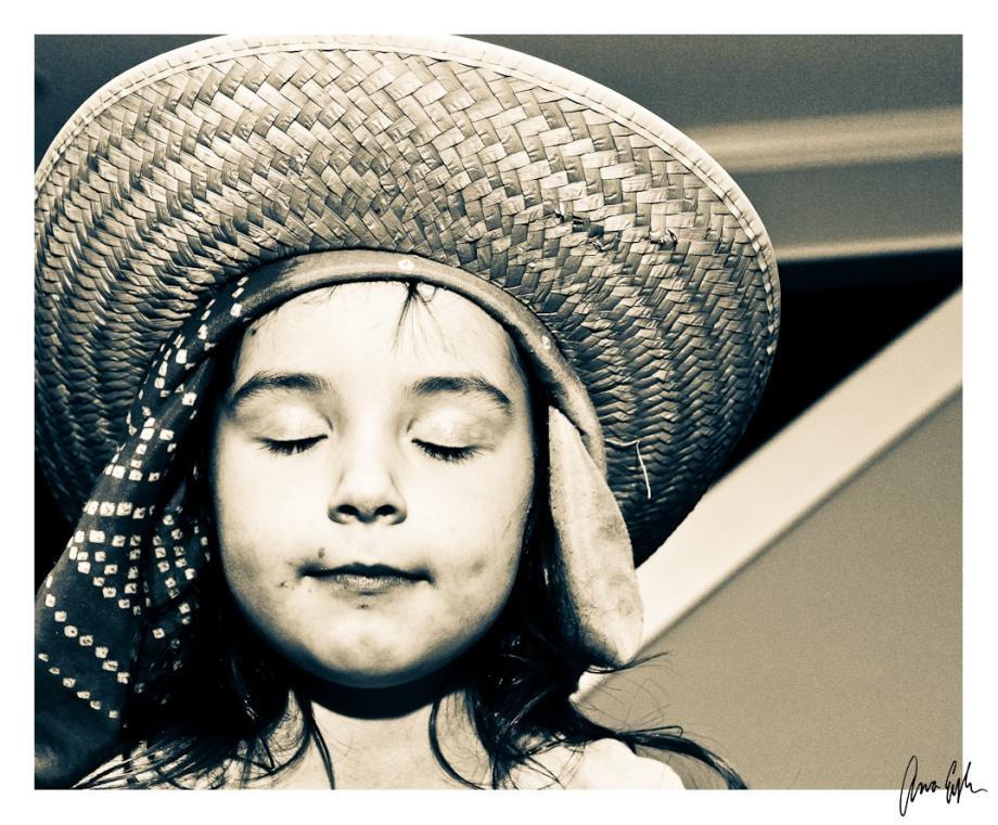 Child in Sombrero_1
