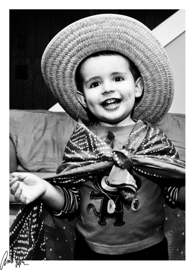 Child in Sombrero_2